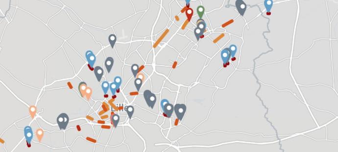 Comment Lille améliore ses services grâce aux données de Waze