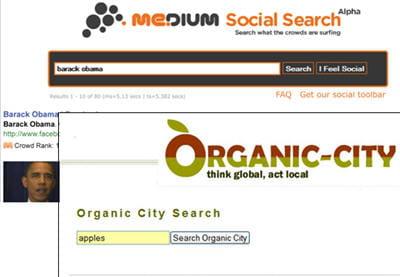 les api de google et yahoo permettentde fondreles moteurs au sein d'un site
