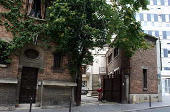 l'incubateur de télécom paristech, dans le 14ème arrondissement de paris