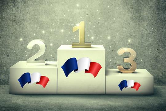 Les personnalités françaises les plus importantes dans l'informatique en 2016