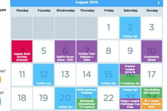 Twitter lance Planthemoment, un outil pour aider les marques à s'insérer dans les conversations