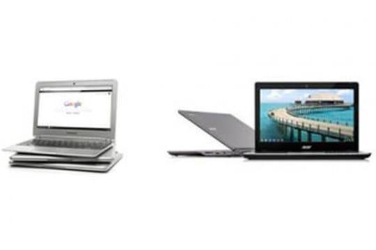Les Chromebooks continuent de très bien se vendre