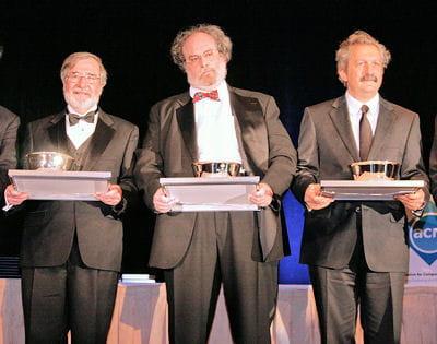 edmund clarke, allen emerson et joseph sifakis reçoivent le prix turing 2007.