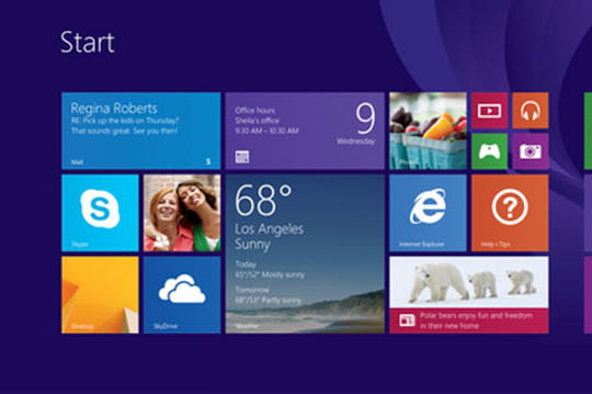 Windows 8.1 : ELM Leblanc concrétise la vision du bureau multitâche tactile