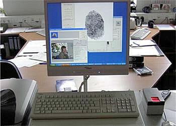 les données d'une empreinte digitale pourraient être interceptées pour en