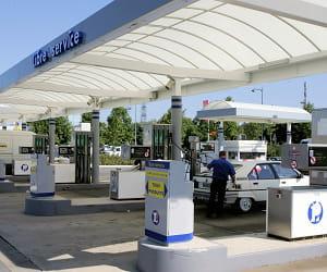 le prix du gazole dans les stations leclerc a baissé de 1,57% en 2009.