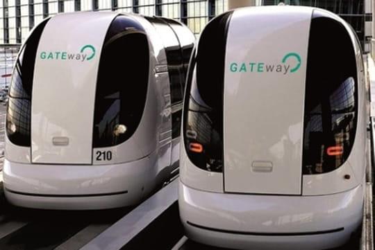 Voici à quoi ressemblent les premières voitures autonomes de Londres