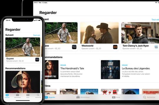 Apple veut diffuser des contenus de HBO et Showtime sur sa plateforme SVOD