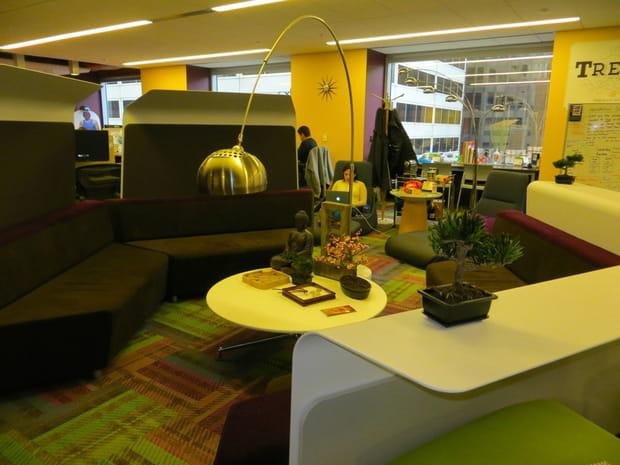"""Des """"environnements"""" de bureaux à thème"""