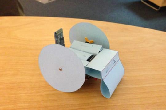 Le MIT bouleverse la robotique avec des robots... en papier
