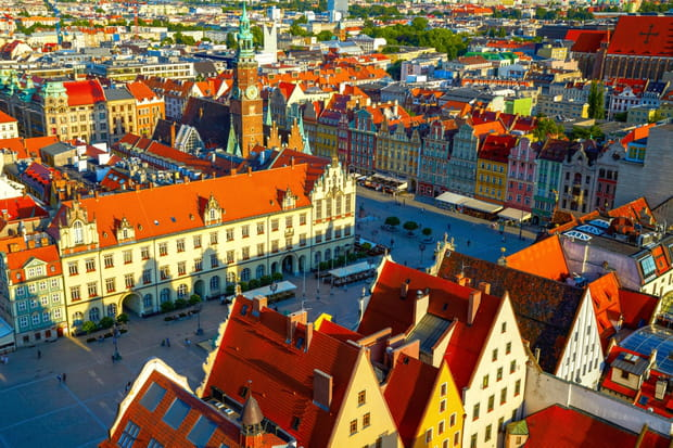 Wroclaw, Pologne