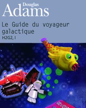 le guide du voyageur galactique douglas adams. Black Bedroom Furniture Sets. Home Design Ideas