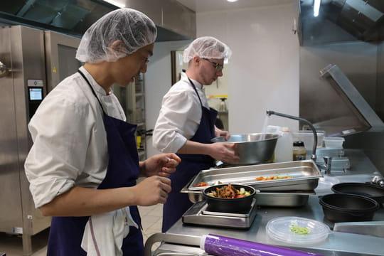 FoodChéri lève 6millions d'euros pour son restaurant en ligne
