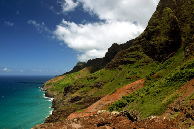 Le Kalalau, Hawaii