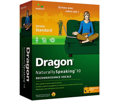 dragon naturally speaking 10