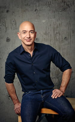 jeff bezos d'amazon