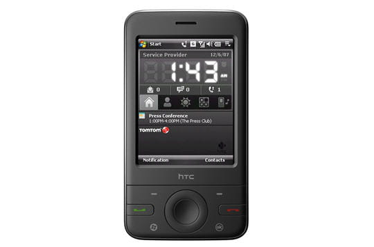 PDA GPS