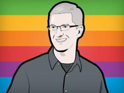 apple, leader du marché des technologies.