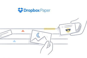 Paper : la nouvelle arme de Dropbox pour concurrencer Google Docs