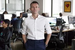 """Dennis Mortensen (X.ai):""""Nous voulons intégrer notre assistant dans d'autres services comme Uber"""""""