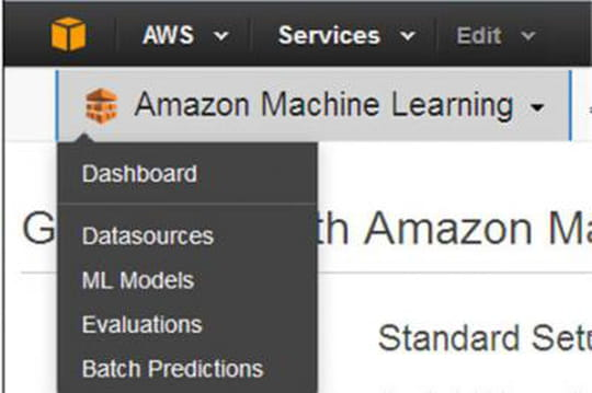 Cloud : Amazon lance ses offres de machine learning