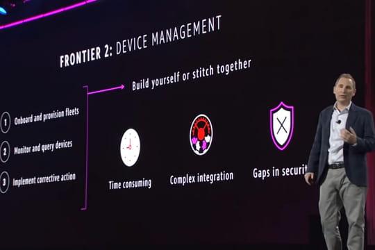 La stratégie atypique d'Amazon dans l'IoT as a Service