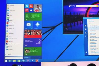 windows 8 1 update 2 le retour d un vrai menu demarrer pour bientot