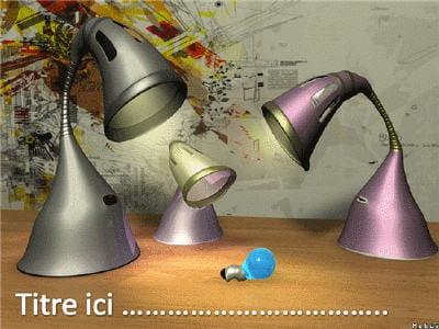 une belle image en 3d pour powerpoint 2007