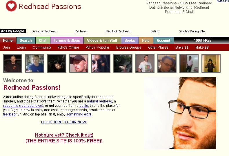 Site de rencontres pour litteraires