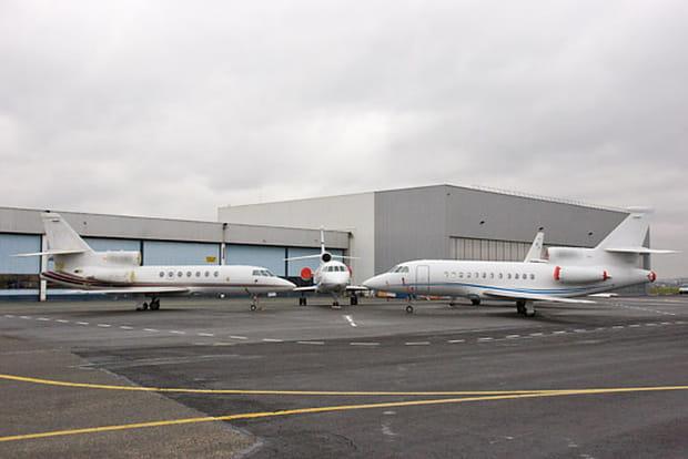 Dassault Falcon Service : compagnie aérienne