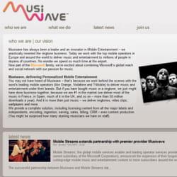 musiwave a été fondée par gilles babinet, ex-président du cnnum