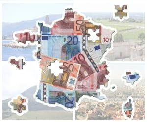 la dette des régions, un trou dans le budget?