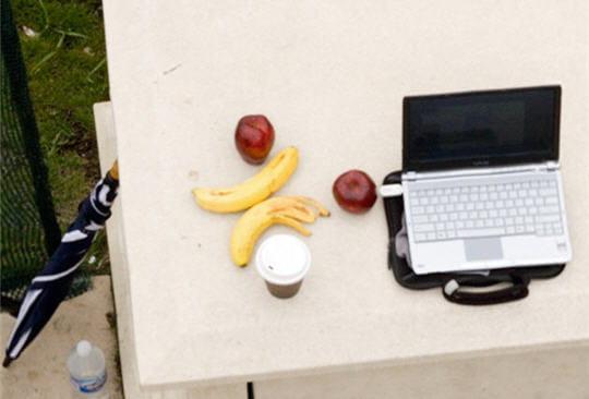 Déjeuner diététique