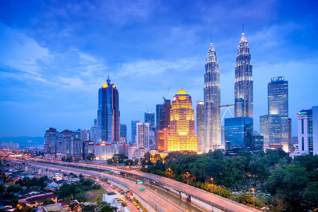 10e : Kuala Lumpur, Malaisie, 81,26 £ (105,13 €)
