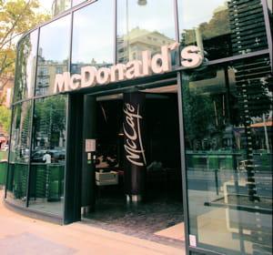 mcdonald's va bientôt passer la barre des 1 000 restaurants en franchise.