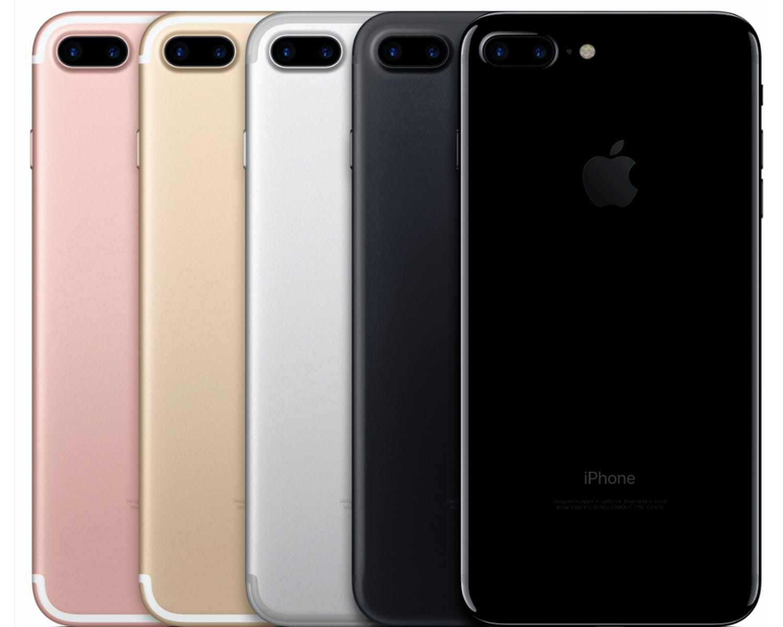 Ce que révèle le démontage del'iPhone7 Plus