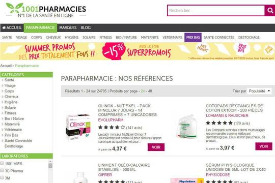 1001Pharmacies.com lève 8 millions d'euros pour se développer hors de l'Hexagone