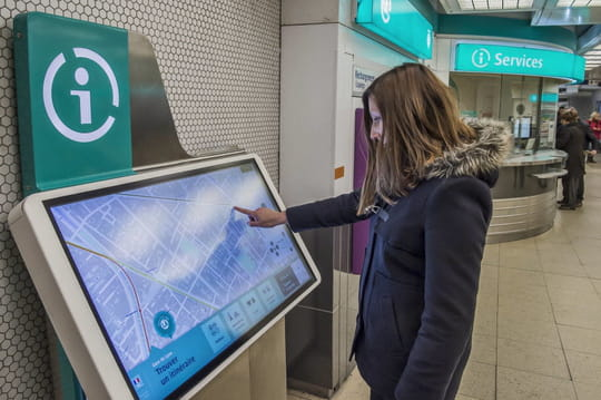 Avec Ixxi, la RATP veut prendre un train d'avance sur l'information voyageurs