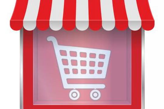 Infographie : Le profil type de l'e-commerçant français