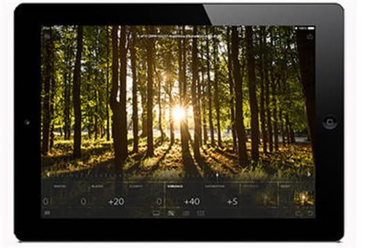 Retouche photo : Adobe Lightroom pour iPad arrive... en mode Cloud