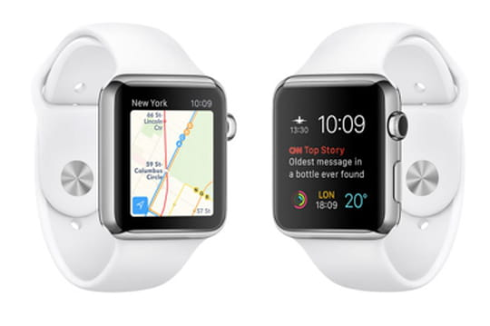 Apple Watch : les nouveautés de watchOS2au crible