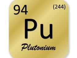 le numéro atomique du plutonium.