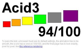 le test acid 3