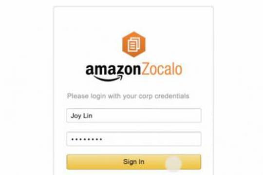 Avec Zocalo, Amazon part défier Box et DropBox