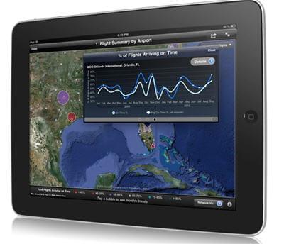 la dernière version de microstrategy mobile for ipad a été lancée le 21 avril