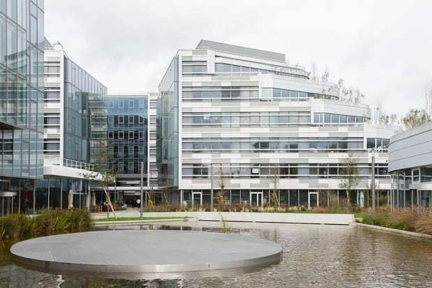 Campus Sanofi Val de Bièvre : 52 000 m2 de bureaux innovants