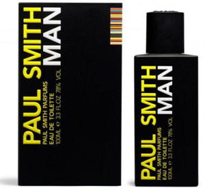 la parfum paul smith man.