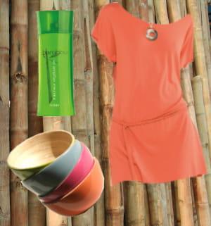 la mode du bambou envahit tout