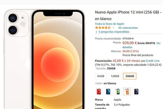 iPhone 12: les prix et promotions chez les e-commerçants