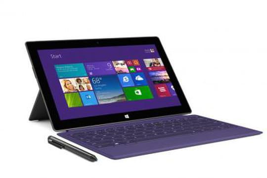 Microsoft lance ses Surface 2et Surface Pro 2
